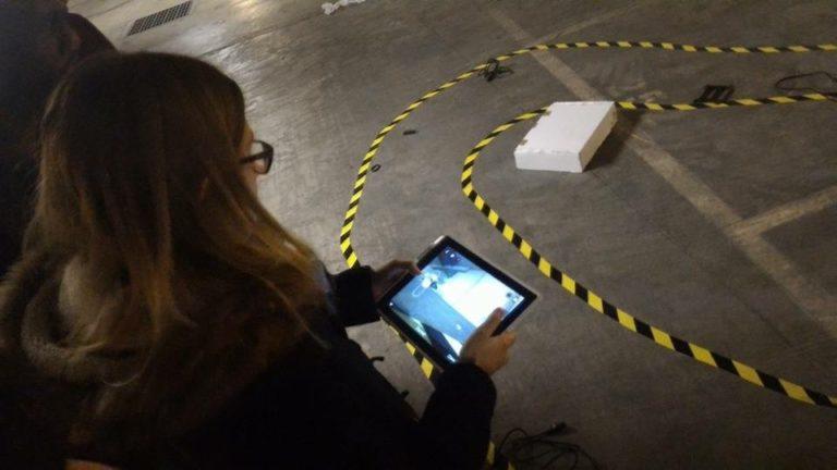 Animation drones