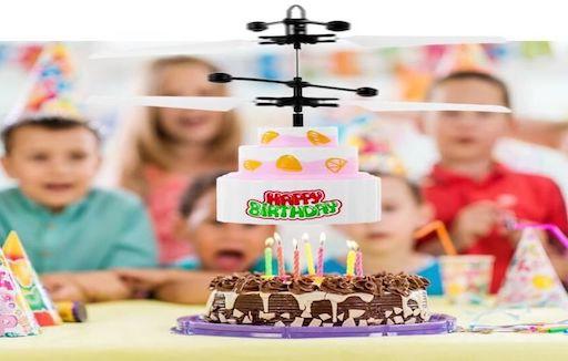 Anniversaires drones pour enfants